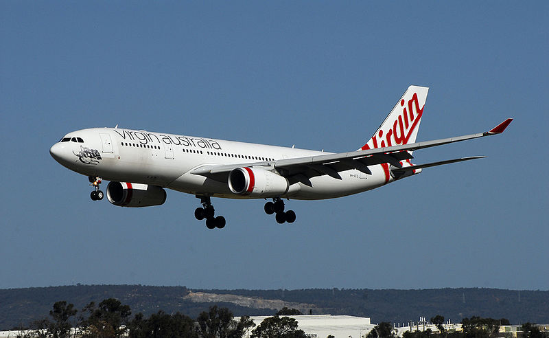 Voluntary administration - the case of Virgin Australia